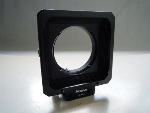 MAMIYA BELLOWS LENS HOOD